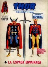 Thor (Vol.1) -9- La Espada Envainada