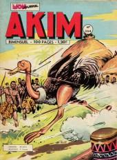 Akim (1re série) -354- La ville enfouie