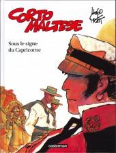 Corto Maltese (2015 - Couleur Format Normal) -2- Sous le signe du Capricorne