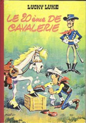 Lucky Luke -27TL- Le 20ème de cavalerie