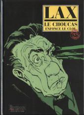 Le choucas -3- Le Choucas enfonce le clou