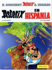 Astérix (en espagnol) -14c2011- Astérix en Hispania