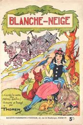 Blanche-Neige (Thomen) - Blanche-Neige