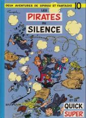 Spirou et Fantasio -10e85- Les pirates du silence