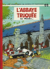 Spirou et Fantasio -22d86- L'abbaye truquée