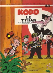 Spirou et Fantasio -28a1986- Kodo le tyran