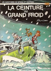 Spirou et Fantasio -30a85- La ceinture du grand froid