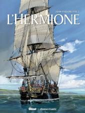 Black Crow -HSa- L'Hermione - La conspiration pour la liberté