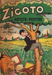 Zigoto -16- Zigoto artiste-peintre