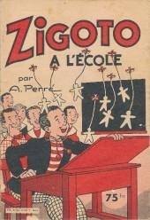 Zigoto -6- Zigoto à l'école