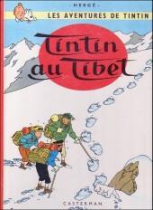 Tintin (Historique) -20C1bis- Tintin au tibet