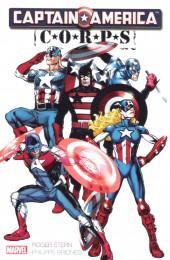Captain America Corps (2011) -INT- Captain America Corps