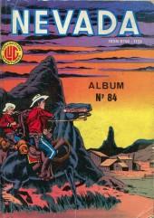 Nevada (LUG) -Rec84- Album N°84 (du n°449 au n°451)