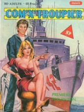 Com'X'Troupier (Novel Press) -5- Première permission