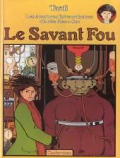 Adèle Blanc-Sec (Les Aventures Extraordinaires d') -3b94- Le savant fou