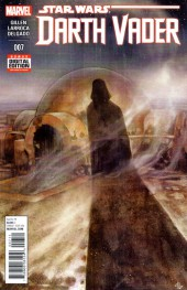 Darth Vader (2015) -7- Book II, Part I : Shadows And Secrets