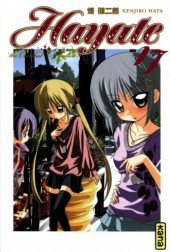 Hayate the combat butler -17- Tome 17