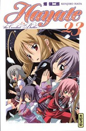 Hayate the combat butler -23- Tome 23