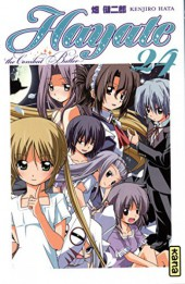 Hayate the combat butler -24- Tome 24