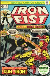Iron Fist (1975) -1- A duel of iron !