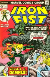 Iron Fist (1975) -2- Valley of the Damned !