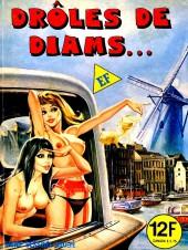 Les cornards -80- Drôles de diams...