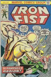 Iron Fist (1975) -4- The Rampage of Radion!