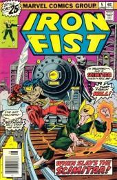 Iron Fist (1975) -5- When stays the Scimitar !
