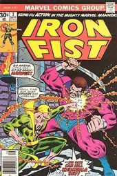 Iron Fist (1975) -7- Iron Fist must die !