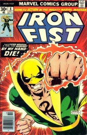 Iron Fist (1975) -8- Like tigers in the night !