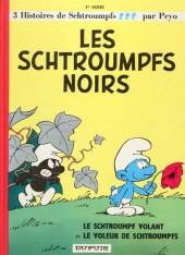 Les schtroumpfs -1a65- Les schtroumpfs noirs
