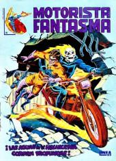 Motorista Fantasma Vol.1 -3- ¡Las aguas de la hechiceria corren profundas!