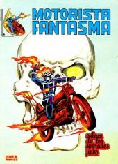 Motorista Fantasma Vol.1 -4- Enlace de los sagrados jinns