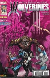 Wolverines -1- Quatre mots