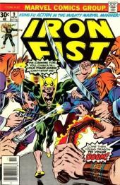 Iron Fist (1975) -9- The dragon dies at dawn!