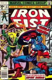 Iron Fist (1975) -12- Assault on Avengers mansion!