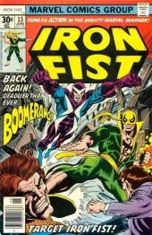 Iron Fist (1975) -13- Target: Iron Fist!