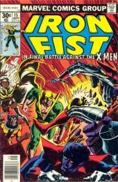 Iron Fist (1975) -15- Enter, the X-Men!