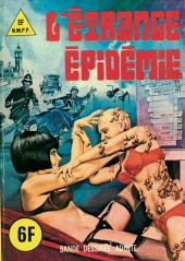 Série Jaune (Elvifrance) -54- L'étrange épidémie