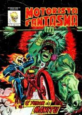 Motorista Fantasma -1- El furor de Manitu