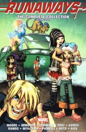 Runaways (2008) -OMN4- Runaways: The complete collection Volume Four