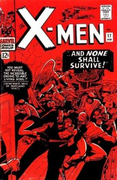 Uncanny X-Men (The) (1963) -17- ...and none shall survive!