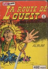 La route de l'Ouest -Rec05- Album N°5 (du13 au 15)