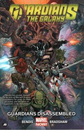 Guardians of the Galaxy (2013) -INT03- Guardians disassembled