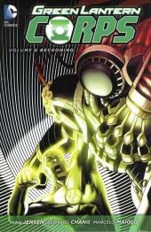 Green Lantern Corps (2011) -INT06- Reckoning