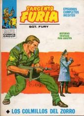 Sargento Furia Vol.1 (Sgt. Fury) -3- Los colmillos del Zorro