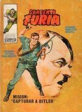 Sargento Furia Vol.1 (Sgt. Fury) -5- Misión: Capturar a Hitler