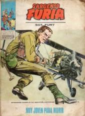 Sargento Furia Vol.1 (Sgt. Fury) -8- Muy joven para morir