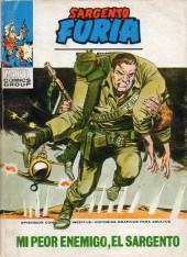 Sargento Furia Vol.1 (Sgt. Fury) -10- Mi peor enemigo, el Sargento