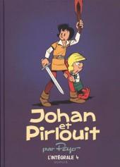 Johan et Pirlouit (Intégrale) -4a- Les années Schtroumpfs